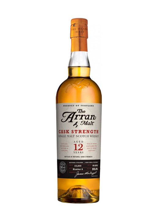 Arran 12 Years old Limited Edition Malt whisky 70 cl