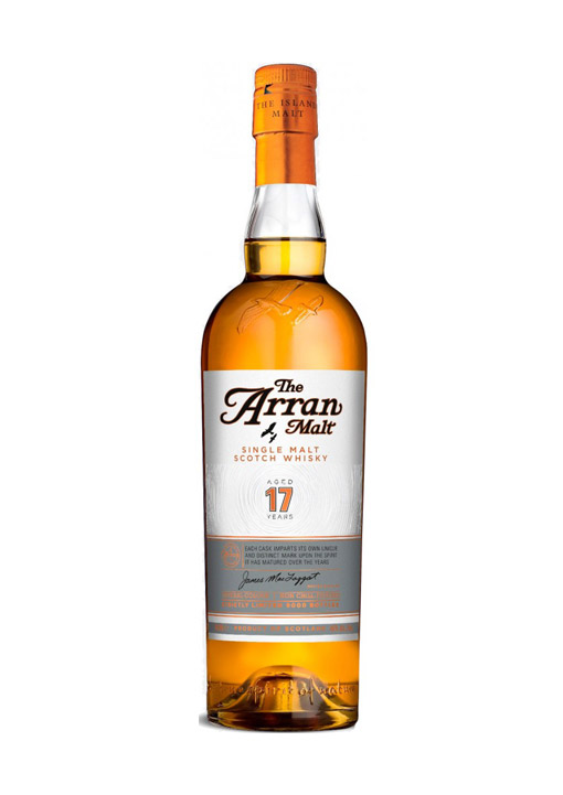 Arran 17 years old 70 cl