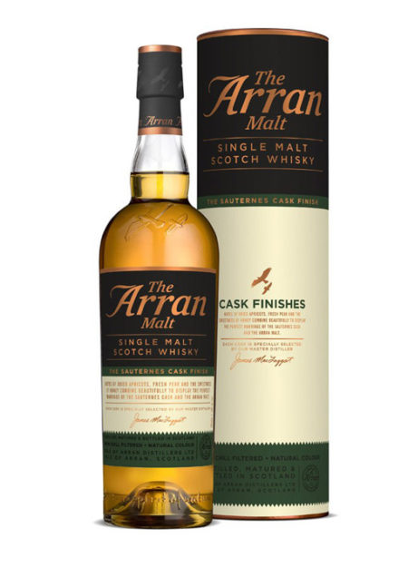 Arran Sauternes Cask Finished Malt 70 cl