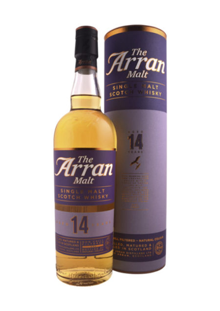 Arran single Malt 14 years old 70 cl