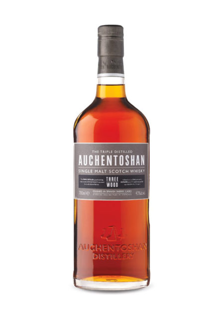 Auchentoshan three wood 70 cl