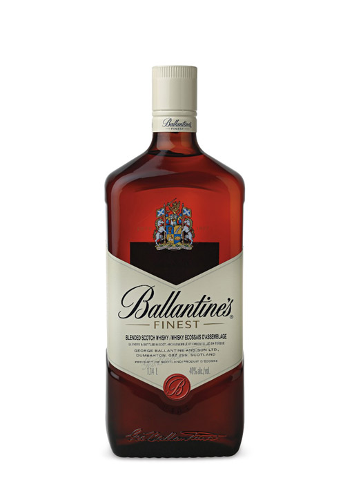 Ballantines Finest Blended Scotch Whisky 70 cl