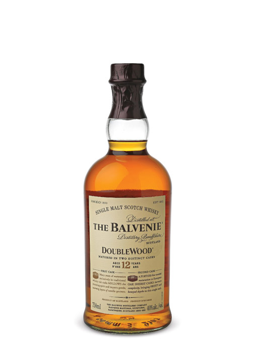 Balvenie Double wood 12 years 70 cl