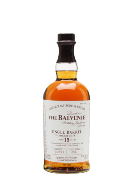 Balvenie Single Barrel 15 years 70 cl