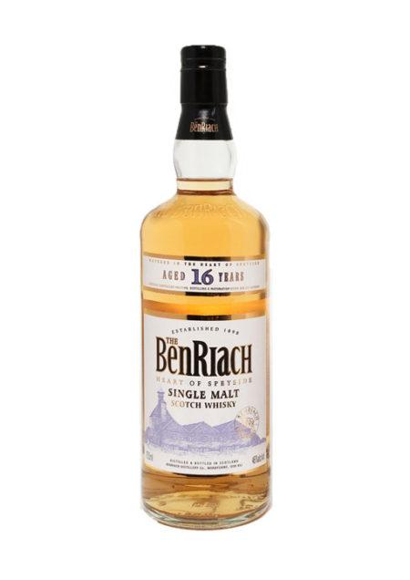 BenRiach Single Malt 16 Years 70 cl