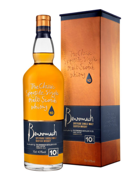 Benromach 10 years 70 cl