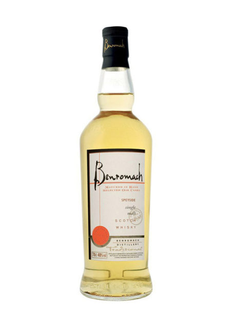 Benromach Single Malt Whisky Traditional 70 cl