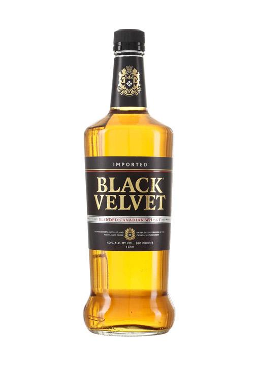 Black Velvet Canadian Whisky 70 cl