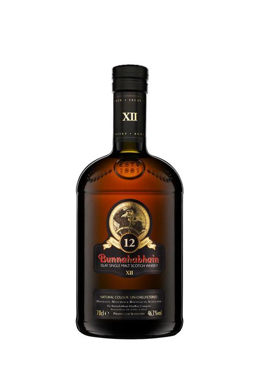 Bunnahabhain Malt Whisky 12 Years Douglas of Drumlanrig 70 cl