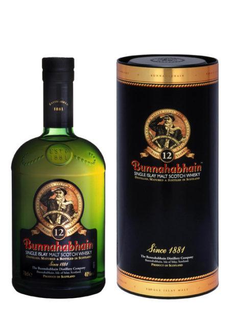 Bunnahabhain Single Malt Whisky 12 Years 70 cl