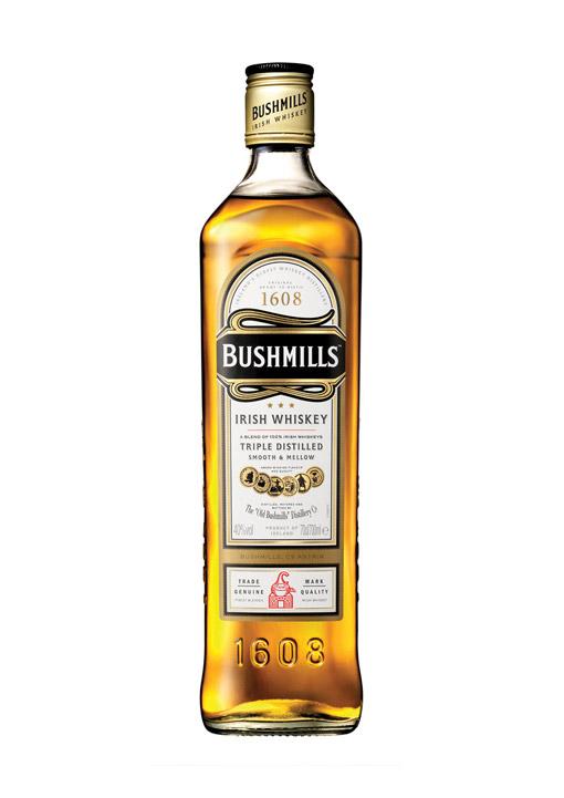 Bushmills Original Irish whisky 70 cl