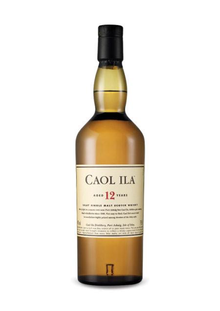 Caol Ila Single Malt Whisky 12 Years 70 cl