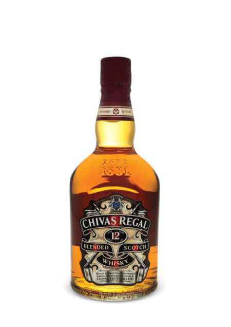 Chivas Regal Blended Scotch Whisky 12 Years 70 cl
