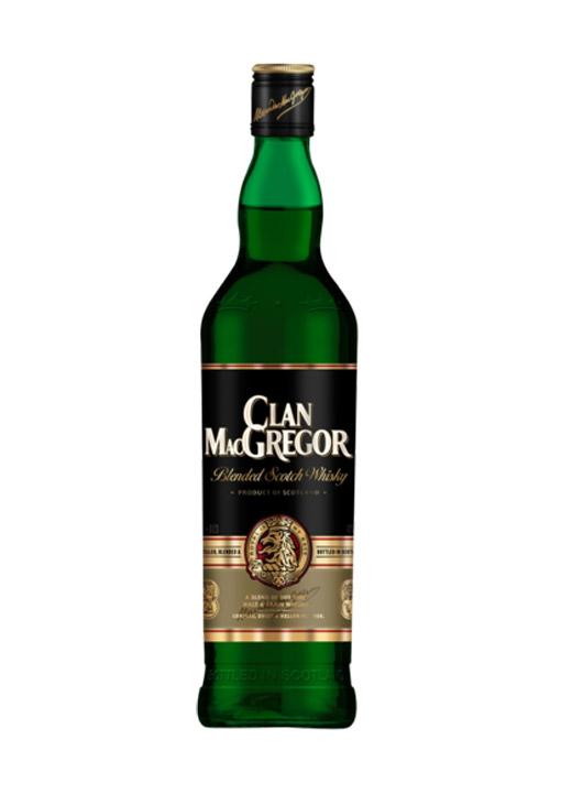Clan MacGregor Scotch Blended Whisky 100 cl