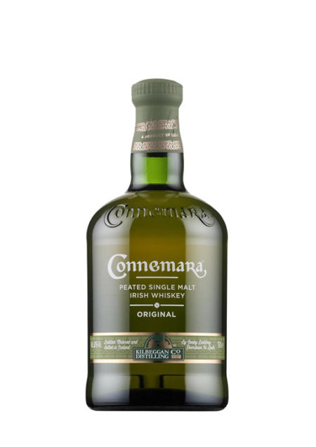Connemara Irish peated original single Malt Whisky 70 cl