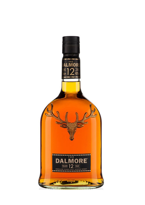 Dalmore Single Malt Whisky 12 Years 70 cl