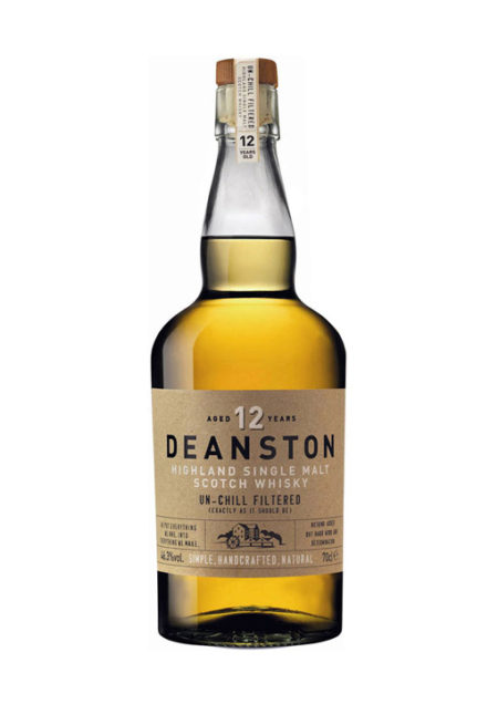 Deanston Single Malt Whisky 12 Years 70 cl