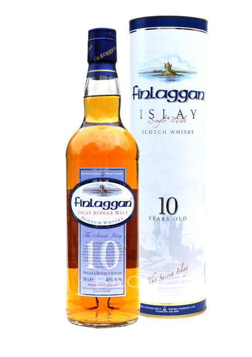 Finlaggan Single Malt Whisky 10 Years 70 cl