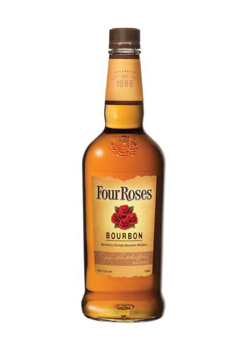 Four Roses Kentucky Straight Bourbon Whisky 70 cl