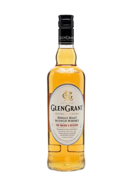 Glen Grant major reserve Single Malt Whisky 70 cl