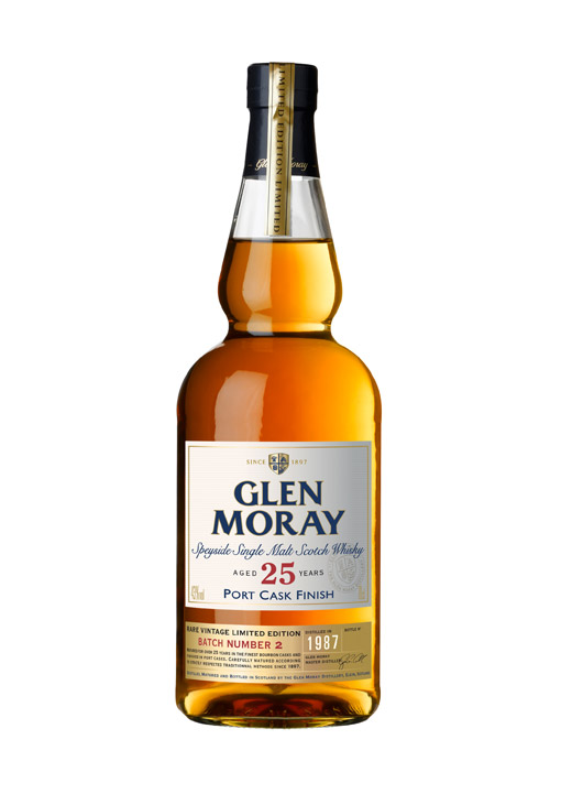 Glen Moray 25 years Port wood Finish 70 cl