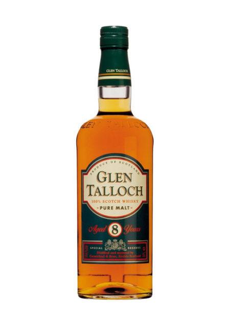 Glen Talloch Pure Malt 8 Years 70 cl