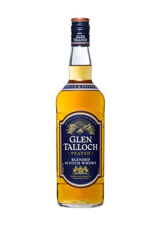 Glen Talloch Rare & Old Blended whisky 70 cl