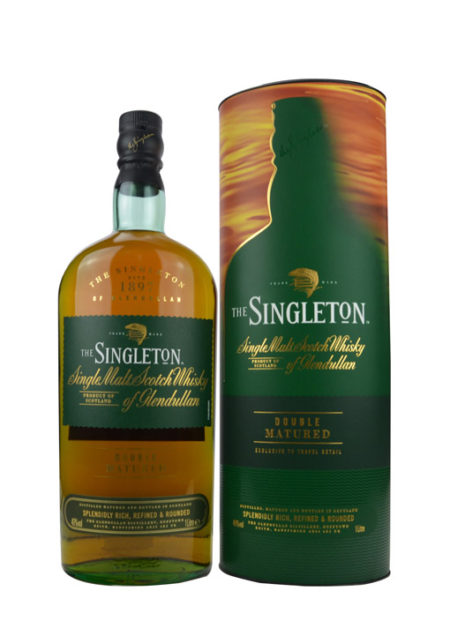 Glendullan Malt whisky 10Years Douglas of Drumlanrig 70 cl