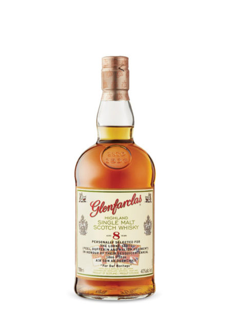 Glenfarclas single Malt Whisky 8 years 70 cl