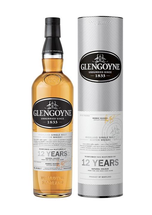 Glengoyne 12 years 70 cl
