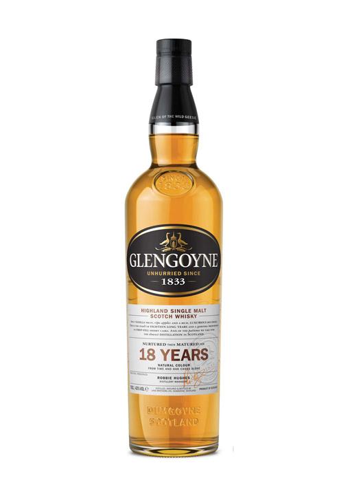Glengoyne 18 years 70 cl