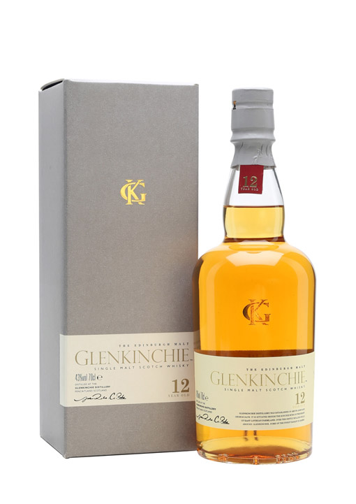 Glenkinchie Malt Whisky 12 Years 70 cl