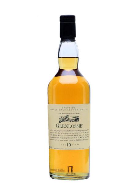 Glenlossie Malt whisky 10 Years Douglas of Drumlanrig 70 cl