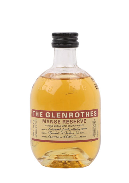 Glenrothes Manse Reserve 70 cl