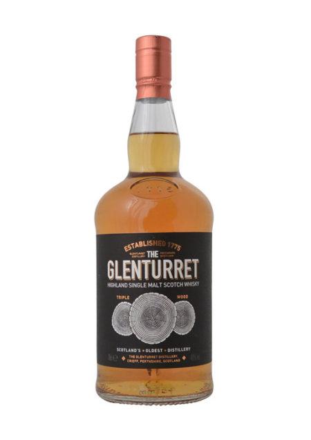 Glenturret Triple Wood 70 cl