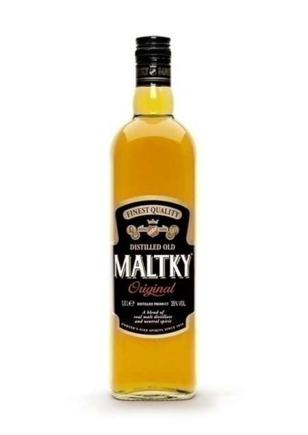Gorter Maltky whisky 70 cl