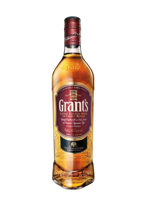 Grant's Family Reserve Whisky 70 cl