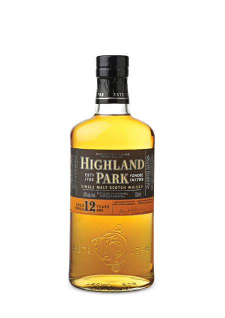 Highland Park Single Malt Whisky 12 Years 70 cl
