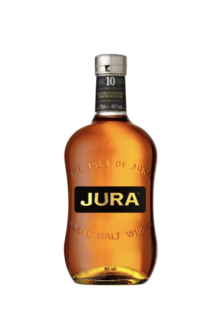 Isle of Jura Whisky 10 Years 70 cl