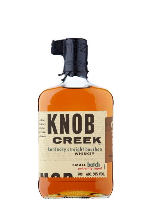 Knob Creek 9 years Straight Bourbon Whisky