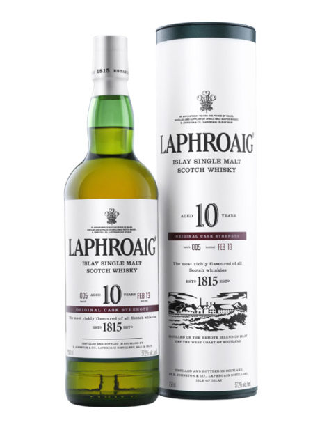 Laphroaig Whisky 10 Years 70 cl