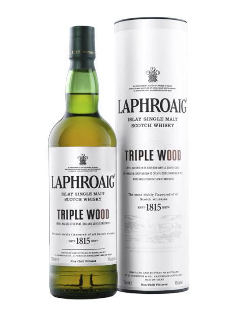 Laphroaig Triple wood 70 cl