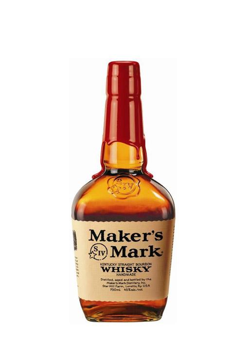 Maker's Mark Kentucky Bourbon whisky 70 cl