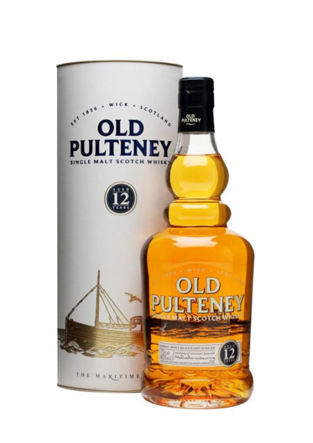Old Pulteney Whisky 12 Years 70 cl