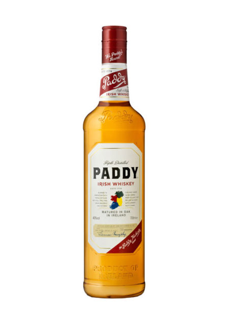 Paddy Irish Whisky 70 cl