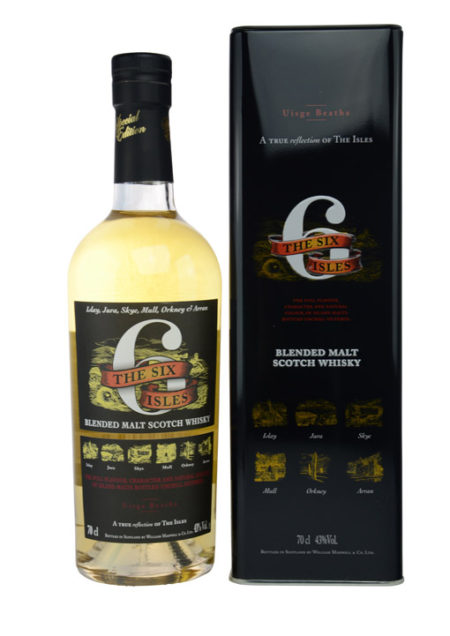 Six Isles Whisky 70 cl