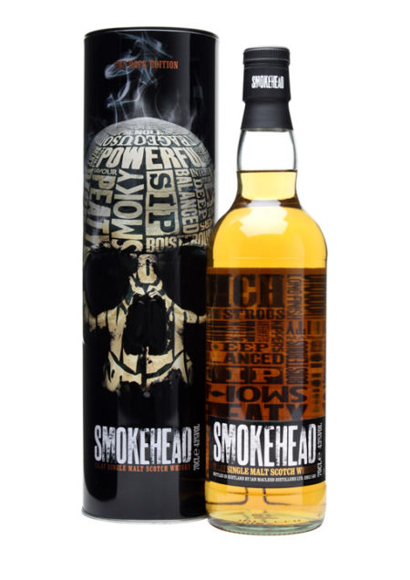 Smokehead Single Malt Whisky 70 cl