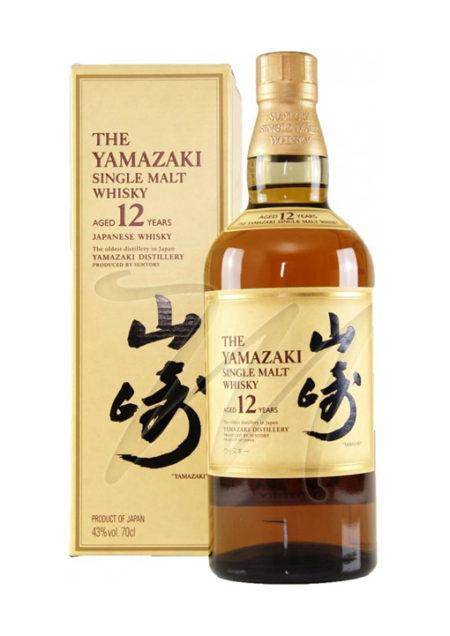 Suntory Yamazaki whisky 12 Years 70 cl