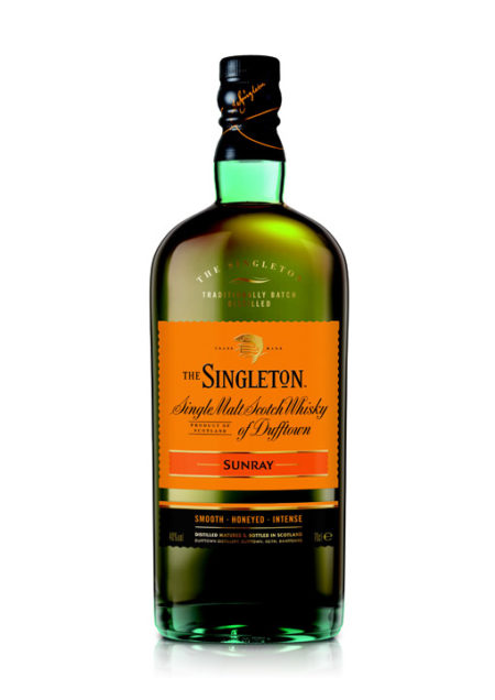 Singleton of Dufftown Sunray 70cl