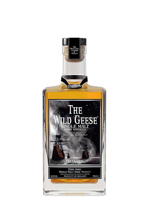 The Wild Geese 70 cl